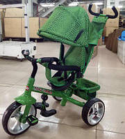 Велосипед трехколесный TILLY ZOO-TRIKE, GREEN (1шт)(T-342ЗЕЛ)