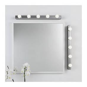 МУЗИК Бра, хромированный, 20217485, ИКЕА, IKEA, MUSIK, фото 2