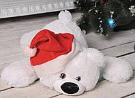 Плюшевый Медведь Умка 85см Белый
