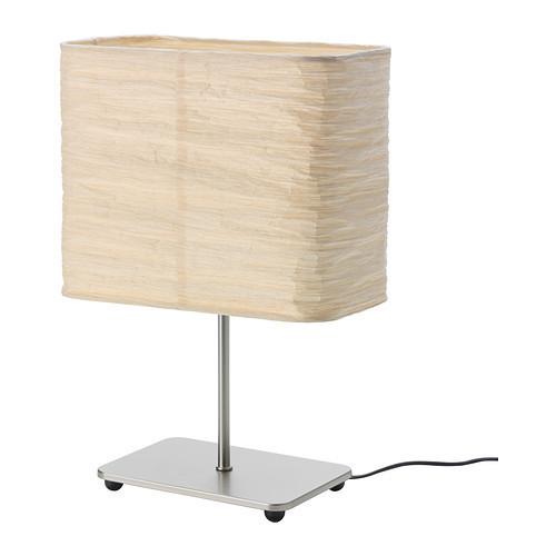 МАГНАРП Лампа настольная, естественный, 35 см, 30242248, ИКЕА, IKEA, M