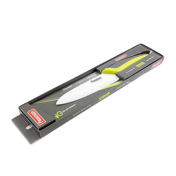 Нож поварской FISSMAN VENZE 15см. (Керамическое лезвия)