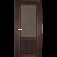 Дверное полотно Classico CL-1 (ОРЕХ)