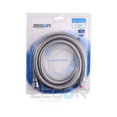 Шланг для душу ZEGOR 1.5 м. WKR-010