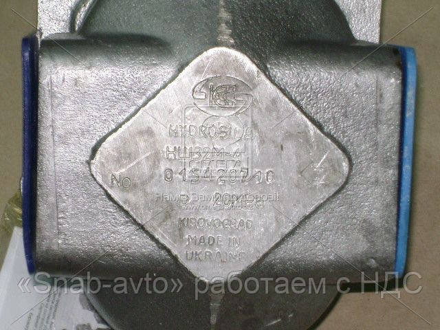 Насос НШ-32М-4 (производство Гидросила) (арт. НШ-32М-4), AGHZX