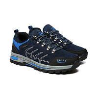 Пара обуви с большой нескользящей подошвой для походов и альпинизма на открытом воздухе 45