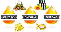 Омега-комплексы - полиенасыщенные жирные кислоты, липиды