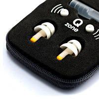 GO TRAVEL 894 звукопоглощающие вкладыши беруши для защиты от шума Ясно Белый