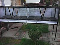 Пластиковый пол для клетки кроликов