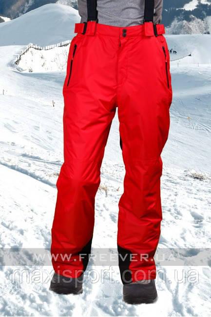 Брюки Freever лыжные муж. (6757) Brightred