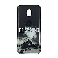 Чехол Aspor Print для Meizu M5 Be Strong