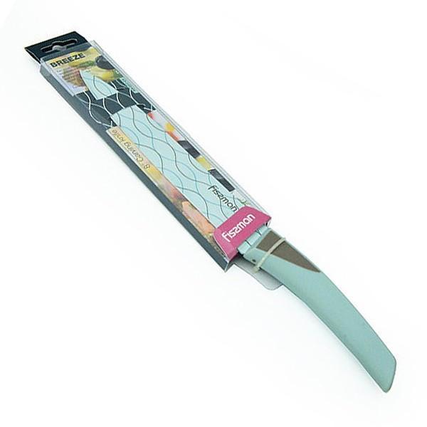 Нож гастрономический Fissman Breeze 20 см (Нержавеющая сталь с цветным покрытием)