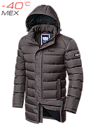 Куртка мужская до -30 Braggart Aggressive(Код:4672), фото 1
