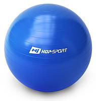 Фитбол Hop-Sport 65cm blue + насос