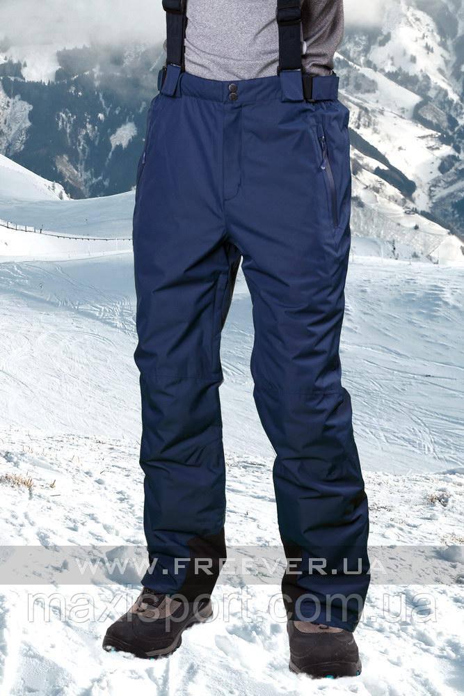 Брюки Freever лыжные муж. (6758) Greyblue