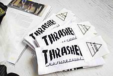 Носки Thrasher White, фото 2