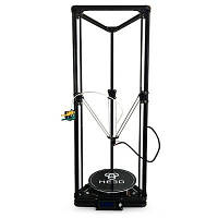 He3D К280 280 x 600 мм шлихтовальных дельта 3D комплект принтера Европейская вилка