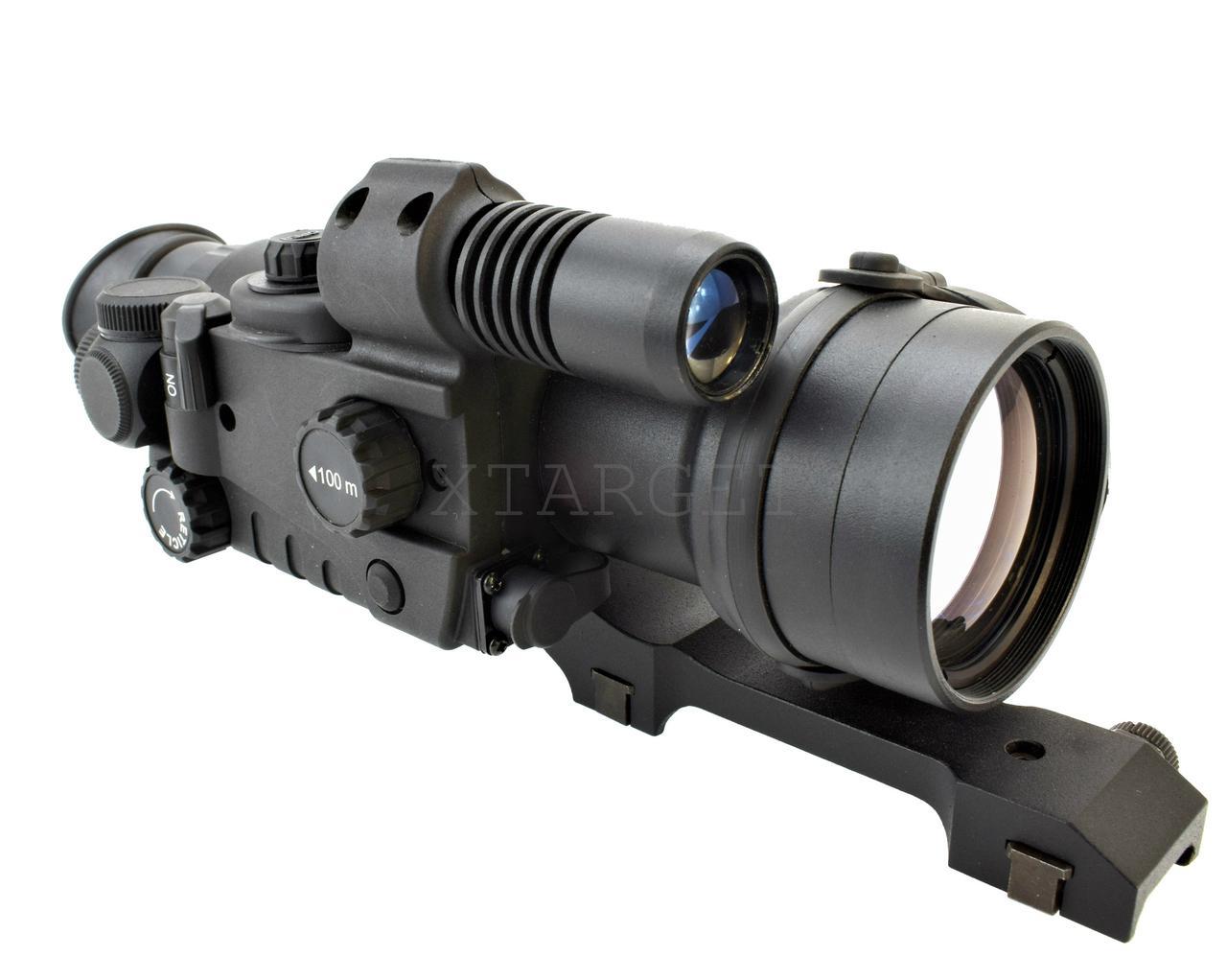 Прицел ночного видения Yukon Sentinel 2,5x50 L, вивер лонг
