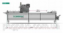 Термоформер для ковбасних виробів SC190L