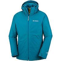 Оригинальная мужская куртка COLUMBIA INNER LIMITS JA PHOENIX BLUE