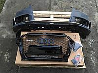 Бампер Audi A3 стиль RS3