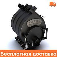 Канадская печь булерьян Ontario 45 кВт - 1200 М3 Тип-05