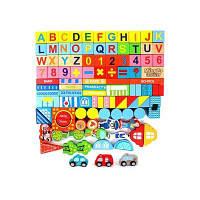 Сотни и восемь частей детский деревянный корпус блоки для детей раннее образование игрушки для головоломки цвет