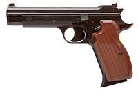 Пистолет пневм. SAS P 210 Blowback! 4,5 мм 120 м/c