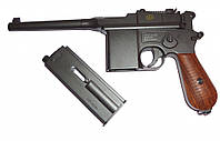 Пистолет пневм. SAS Mauser M.712 4,5 мм Blowback!