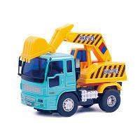 Lili Игрушный автомобиль и малый автомобиль модель горного машиностроения родительско-детское взаимодействие 32510 Цветной