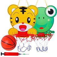 Баскетбольная доска спортивные игрушки мультфильм подтверждения для детей ,висящие в помещении и на открытом воздухе Зелёный цвет