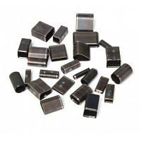 Инструменты для просечки отверстий на коже 24шт Серый