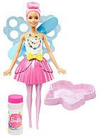 Лялька Барбі Фея Казкові бульбашки Дримтопия Barbie Dreamtopia Bubbletastic Fairy, фото 1