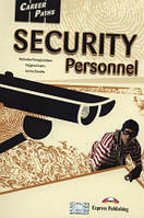 CAREER PATHS SECURITY PERSONNEL (ESP) STUDENT'S BOOK