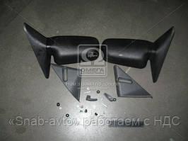 Зеркало боковое левое+правое (комплект) антиблик ВАЗ 2110-2111-2112 (производство ОАТ-ДААЗ) (арт. 21100-820100401), AEHZX