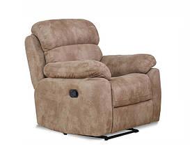 """Современное кресло с механизмом реклайнер """"Alabama"""" ( Алабама)"""