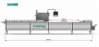 Термоформовочная линия для сырных продуктов SC330LS, фото 1