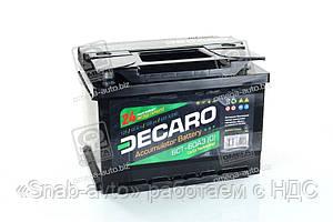 Аккумулятор   60Ah-12v DECARO (242x175x175),R,EN600 (арт. 6СТ-60 АЗЕ (0)), AGHZX