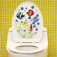 Творческий Подводная Лодка Стикер Мирового Дизайна Цветной