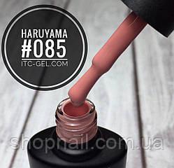 Гель-лак Haruyama №085 (светлый розово-оранжевый), 8 мл, фото 2