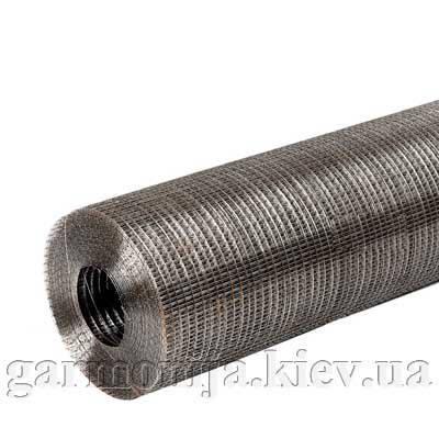 Сетка штукатурная сварная 0,6х12х12 мм, 1х30 м, фото 2