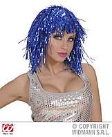 Блискуча перука для вечірки «Диско»