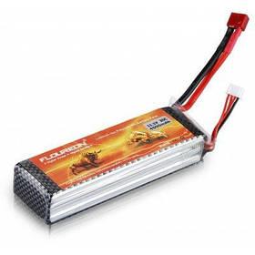 FLOUREON 3S литий-полимерный аккумулятор для радиоуправляемых игрушек 30C 11.1V 4500mAh (разъем Deans) - Чёрный