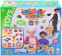 Детский кухонный набор в чемодане 36778-85