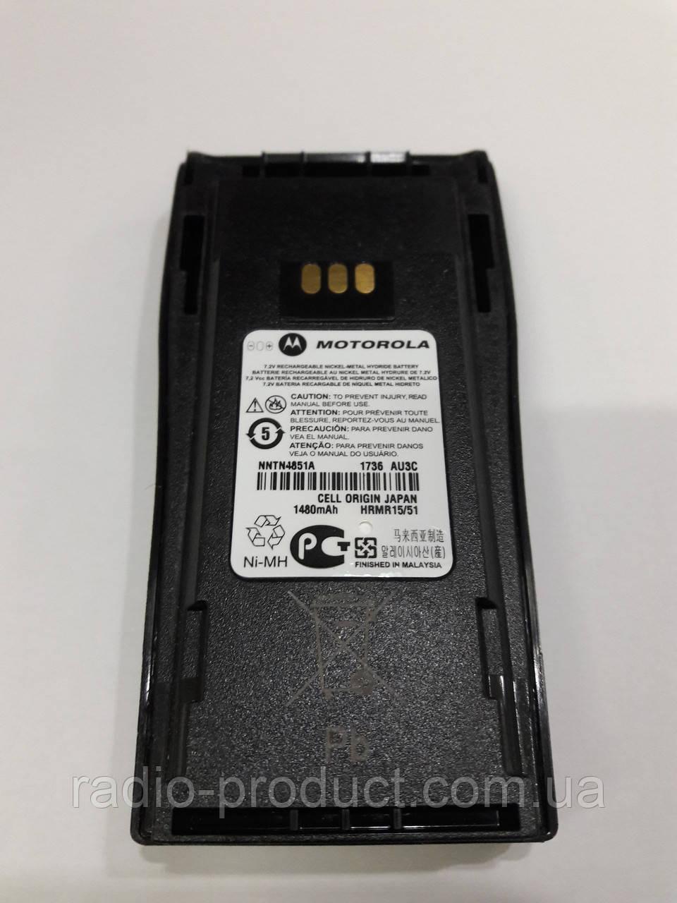 Motorola NNTN4851A Аккумулятор для радиостанции DP