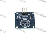 Датчик касания, сенсорная кнопка TTP223B, Arduino