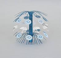 Декорація на стіл з колекції «Baby Shower Blue»