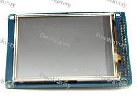 3.2 ЖК дисплей 320x240, тачскрин, SD слот, Arduino