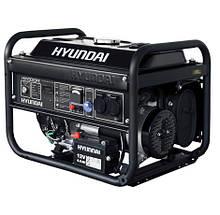 Бензиновые генераторы Hyundai HHY 3010FE