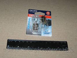 Лампа вспомогат. освещения P21/5W 12V 21/5W BAY15d (2шт.) blister (Производство OSRAM) 7528-02B-BLI2