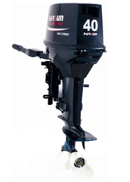 Parsun T 40 JBMS лодочный мотор